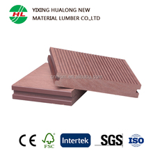 140*25mm Solid WPC Decking with good price