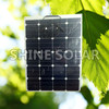 fexible solar panel in shenzhen factory 110watt for outdoor use