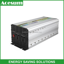 Acesum msw power converter 12vdc to 220vac 5000W