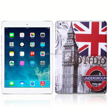 New flower pc hard case for ipad air 2 manufacturers in china