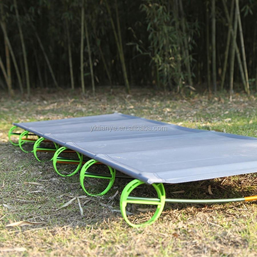 ultra l ger ultra lite lit de couchage lit camping tente lit lit en m tal id de produit. Black Bedroom Furniture Sets. Home Design Ideas