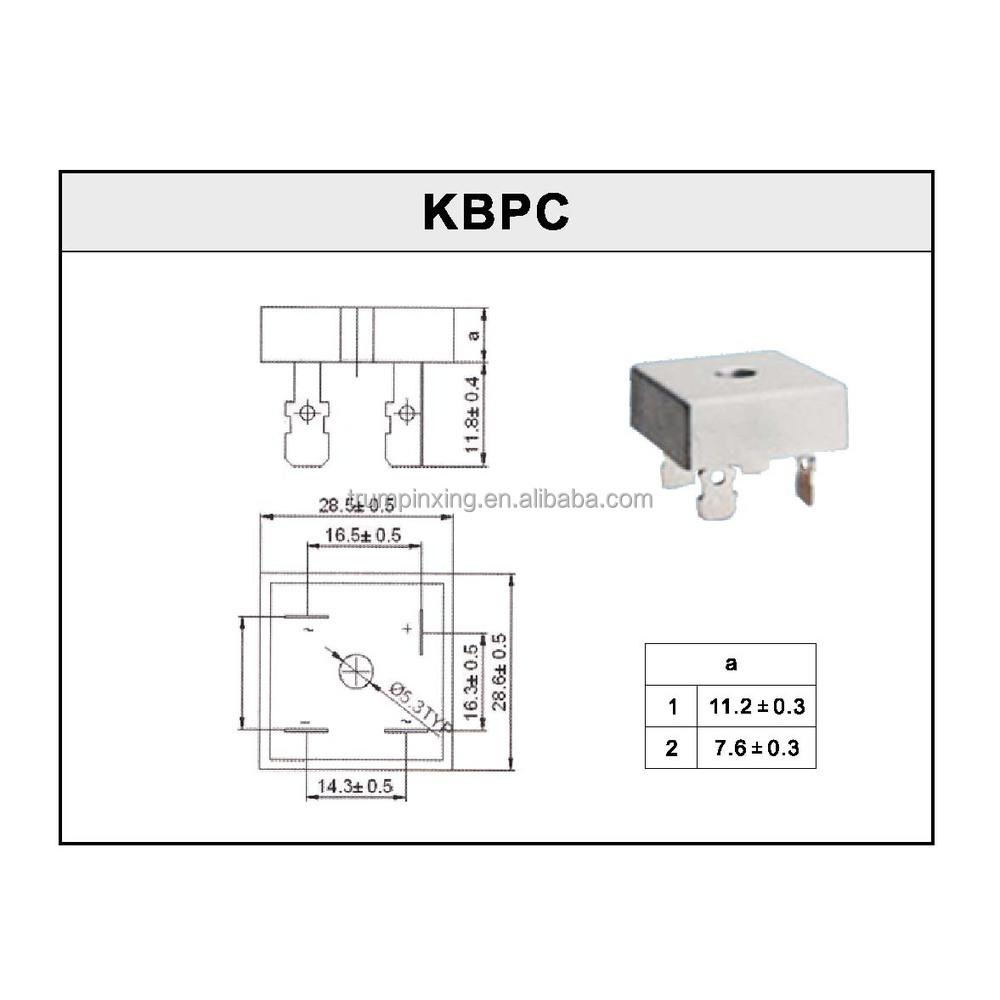 Kbpc5010 Bridge Rectifier Wiring Diagram Circuit Diagram