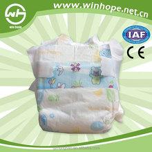 win hope pe back sheet film of stocklots baby diapers disposal