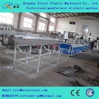 pvc deco profile production line plant