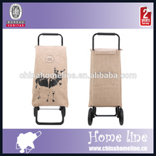BAG00001 Shopping Trolley Bags, Shopping Cart, trolley bag with chair