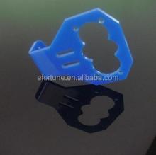 Cartoon ultrasonic HC - SR04 sensor fixed bracket (excluding ultrasonic) smart car kit