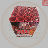 1.4G 16 shots cake fireworks prices in liuyang
