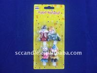 clown birthday candles,birthday candle,party candle