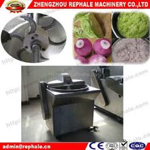 Industrial onion chopper machine