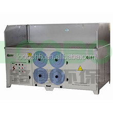portable grinding and polishing dust removal downdraft table with self dust colllection system/polishing extraction unit