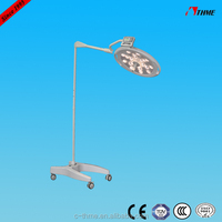 LSSL-2004A moveable emergency LED shadowless operation lamp with battery