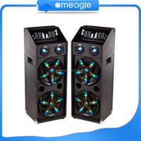 OEM manufacture powred tower stage speaker