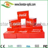 Promotion!!! virtual reality Google cardboard version 2.0 China manufacture