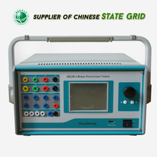 3 Phase Relay Protection Tester / Secondary Current Injection Test Set