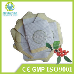 OEM supply various styles 100% natural slimming patch belly slimming patch