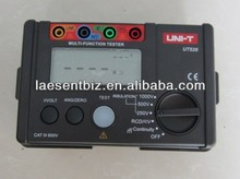 UNI-T UT526 Electrical Insulation Tester Earth Resistance Meter + 1000V+RCD Test+Continuity+Vac/dc (4 in 1)