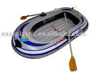 Inflatable Pontoon Fishing Boat, Boat Inflatable PVC