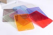 Transparent case for ipad mini, for ipad mini smart case soft tpu case