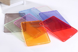 Transparent case for ipad mini, for ipad mini smart case soft tpu case
