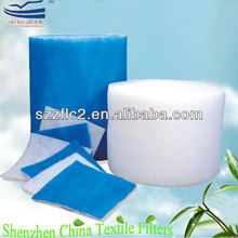 G3 G4 Synthetic non-woven fabric for air pre-filters media