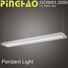 indoor ceiliing pendant aluminium office hanging led light
