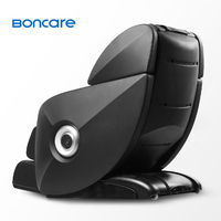 Best price! L shape 3D auto lift reclining electric bill operated massage chair