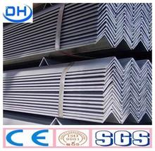 GB, JIS hot rolled mild steel angle bar, carbon steel angel iron