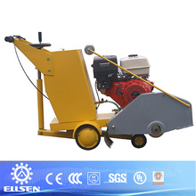 Hot sale! High performance electric or petrol portable asphalt concrete groove cutter