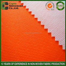 Cheapest spun bonded non-woven from Asia