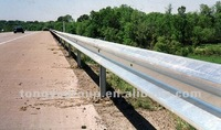 highway safety guardrail system
