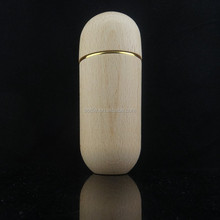 100ml wooden cosmetic glass bottle manufacturers sexy perfume bottle for men