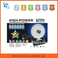 DHL fast Shipping 1500mW USB Wireless Adapter RTL8187L 10dBi radar 96000G high power WiFi adapter