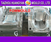 Mould making long life plastic mold for bus seat