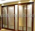 tempered glass for sliding door ,bathroom ,shop window