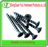 china factory export self drilling screw , washers drywall screw
