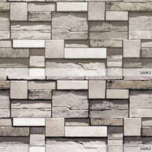 3d stone wallpaper with brick