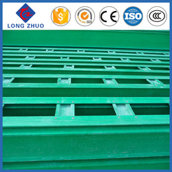 FRP cable tray sizes ladder cable tray for ventilation systems