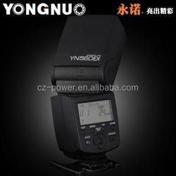 YONGNUO 2.4G Wireless Flash Speedlite YN-560EX for Canon Nikon Pentax Olympus Camera