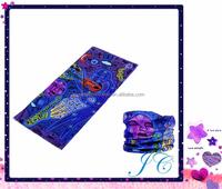 Hot Sale multifunctional custom ski mask bandana Multi Color For Wholesale
