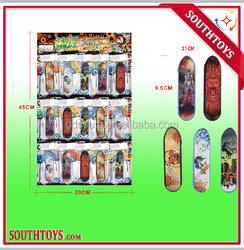 custom miniature plastic finger skateboard,custom make small plastic finger skateboard toys