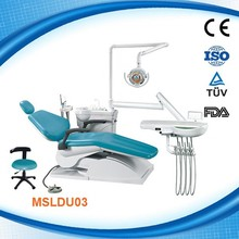 (MSLDU03S) Factory sale and cheap dental chair/dental equipment/dental unit) dental chair price