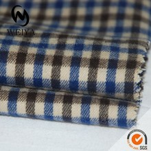 100% cotton flannel fabrics for sleeping clothes