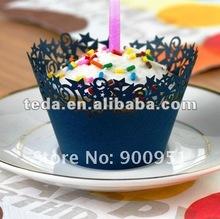 wedding cupcake glitter cake decoration