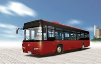 Yutong Bus ZK6118HGA city bus for sale