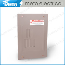 METO Superior Reliable and Professional Electrical Distribution Box CH Load Center for CH Plug-in Circuit Breakers
