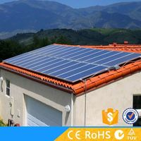High Quality Solar Product 2KW Off Grid Solar System With DC Input Voltage