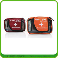 Polyster Emergency Bag, Earthquake First Aid Bag,typhoon first aid bag