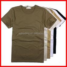 Plain cotton t shirt stock lot