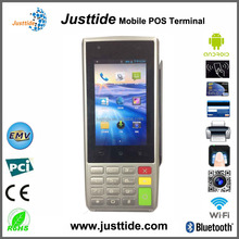 Justtide New Fasion Smart Mobile POS Terminal