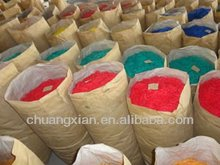 poly rubber of color synthetic rubber band